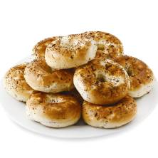 Onion Bagelettes 10-Count
