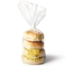 GreenWise Plain Bagels 4-Count
