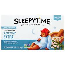 Celestial Seasonings Tea, Sleepytime Extra, Caffeine Free, Bags