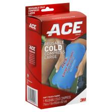 ACE Cold Compress, Reusable, Large