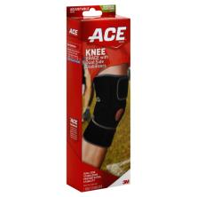ACE Knee Brace, with Dural Side Stabilizers, Adjustable