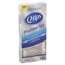 Q Tips Precision Tips Cotton Swabs