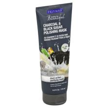 Freeman Feeling Beautiful Polishing Mask, Charcoal & Black Sugar
