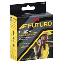 Futuro Sport Elbow Support, Tennis, Firm Stabilizing Support, Adjust to Fit