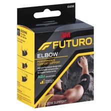 Futuro Elbow Support, Precision Fit, Moderate Support, ADJ/Adjust to Fit