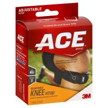Ace Knee Strap, Adjustable, Moderate Support