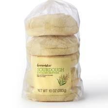 GreenWise Sourdough English Muffin
