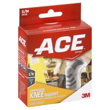 Ace Knee Support, Compression, Small/Medium