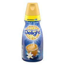 International Delight Coffee Creamer, Gourmet, French Vanilla