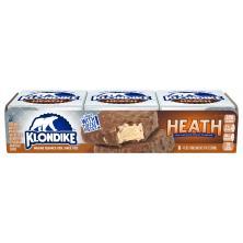 Klondike Ice Cream Bars, Heath
