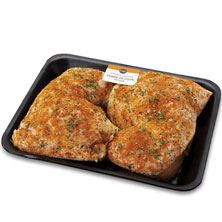 Publix Cajun Seasoned, Chicken Leg Quarters