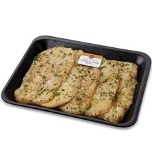 Publix Lemon Pepper Seasoned, Boneless Chicken Breast Cutlet