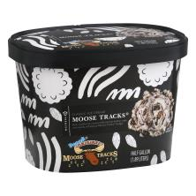 Publix Premium Ice Cream, Moose Tracks