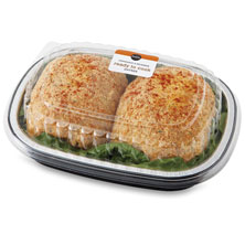 GreenWise Chicken Breast Cordon Bleu, Raised Without Antibiotics