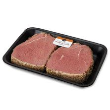 Publix Steakhouse Seasoned, Beef Eye Round Steak