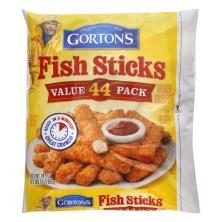 Gortons Fish Sticks, Value Pack