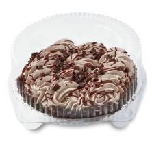 Mini Chocolate Fudge Cream Pie