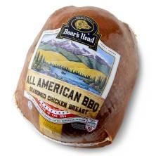 Boar's Head All American BBQ Chicken Breast
