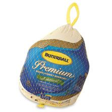 Butterball Young Turkey, 12-16 Pounds, Tender and Juicy Frozen, USDA Grade A