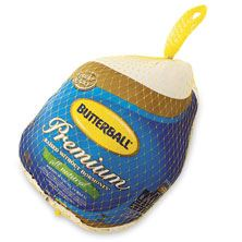 Butterball Young Turkey, 16-20 Pounds, Tender and Juicy Frozen, USDA Grade A