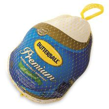 Butterball Young Turkey. 20-24 Pounds, Tender and Juicy Frozen, USDA Grade A