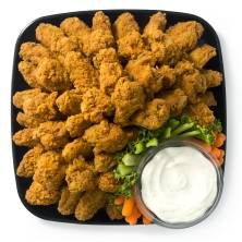 Publix Deli Wing Platter, Medium