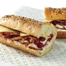 Publix Turkey Cranberry Holiday Sub