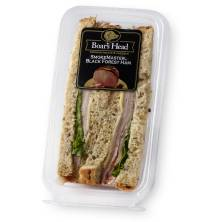 Boar's Head SmokeMaster Black Forest Ham, Grab and Go Sandwich