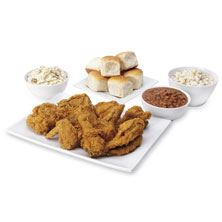 Publix Deli Fresh Chilled 24pc Mixed Fried Chicken