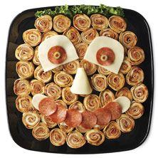 Publix Deli Pizza Roll-Up Platter, Small