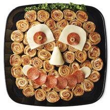 Publix Deli Pizza Roll-Up Platter, Medium