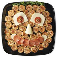 Publix Deli Pizza Roll-Up Platter, Large