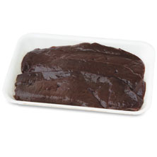 Beef Liver, Sliced Frozen