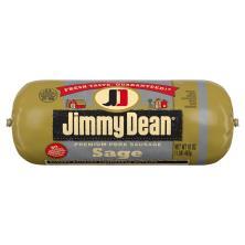 Jimmy Dean Sausage, Premium, Pork, Sage