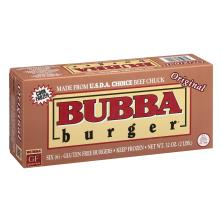 Bubba Burgers, Gluten Free, Original