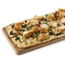 Publix Flatbread Pizza, Spinach, Artichoke,Chicken