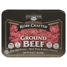 Steakhouse Elite Beef, Ground