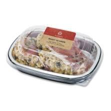 Aprons Bone in Pork Chop, Stuffed with Apples and Raisins Prepared Fresh In-Store