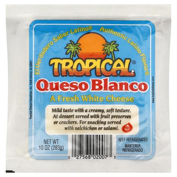 Tropical Cheese, Queso Blanco : Publix com