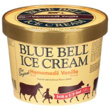 Blue Bell Ice Cream The Great Divide