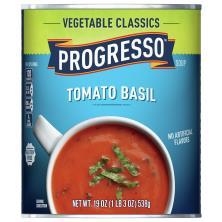 Progresso Vegetable Classics Soup, Tomato Basil