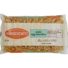 Manischewitz Egg Noodles, Wide