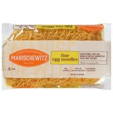 Manischewitz Egg Noodles, Fine