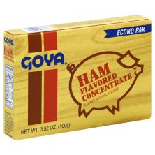 Goya Ham Flavored Concentrate, Econo Pak