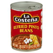 La Costena Pinto Beans, Refried