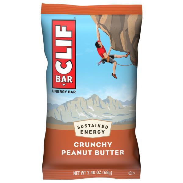 Clif Energy Bar, Crunchy Peanut Butter