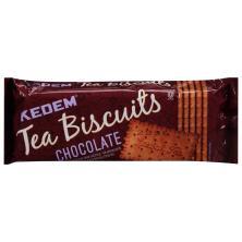Kedem Tea Biscuits, Chocolate Flavor