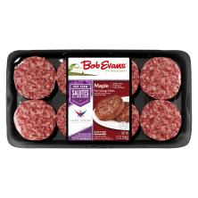 Bob Evans Pork Sausage Patties, Maple