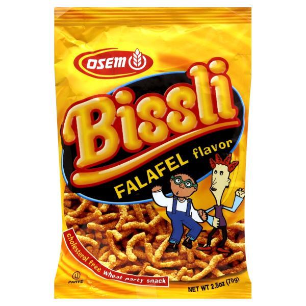 Osem Bissli, Falafel Flavor