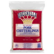 Queenella Frozen, Pork Chitterlings